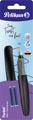 Pelikan stylo plume Twist, sous blister, noir