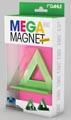 Dahle Mega Magnet Delta, aimant Néodyme, triangulaire, vert