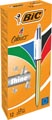 Bic stylo bille 4 Colour Shine, or