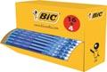 Bic roller à encre gel Gel-ocity, boîte de 20 pièces (16 + 4 GRATUITES), bleu