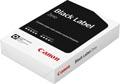 Canon Black Label Zero papier d'impression, ft A4, 80 g, paquet de 500 feuilles
