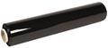 Transpal stretchfolie 50 cm x 250 m, kern van 50 mm, zwart