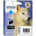 Epson inktcartridge T0962, 1.505 pagina's, OEM C13T09624010, cyaan