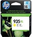 HP inktcartridge 935XL, 825 pagina's, OEM C2P26AE, geel