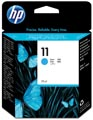HP cartouche d'encre 11, 1.750 pages, OEM C4836AE, cyan