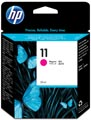 HP cartouche d'encre 11, 1.750 pages, OEM C4837AE, magenta