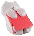 Post-it Super Sticky Z-Notes Kat dispenser, voor ft 76 x 76