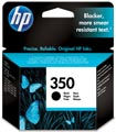HP inktcartridge 350, 200 pagina's, OEM CB335EE, zwart