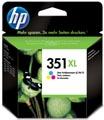 HP inktcartridge 351XL, 580 pagina's, OEM CB338EE, 3 kleuren