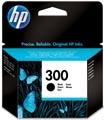 HP inktcartridge 300, 200 pagina's, OEM CC640EE, zwart