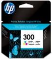 HP inktcartridge 300, 165 pagina's, OEM CC643EE, 3 kleuren