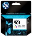 HP inktcartridge 901, 360 pagina's, OEM CC656AE, 3 kleuren