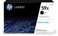 HP toner 59X, 10.000 pagina's, OEM CF259X, zwart