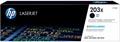 HP toner 203X, 3200 pagina's, OEM CF540X, zwart