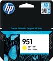HP cartouche d'encre 951, 700 pages, OEM CN052AE, jaune