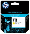 HP inktcartridge 711, 29 ml, OEM CZ132A, geel