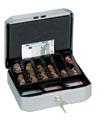 Durable coffret à monnaie Euroboxx Small, ft 10 x 28,3 x 22,5 cm