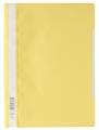 Durable snelhechtmap ft A4 geel