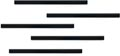 Durable Durafix zelfklevende magneetstrook, 297 mm, pak van 5 stuks, zwart