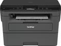 Brother imprimante 3-en-1 laser monochrome compacte DCP-L2510D