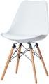 Paperflow set van 2 stoelen Dogewood, wit