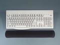 Q-Connect gel toetsenbord polssteun, zwart/grijs