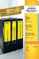 Avery Zweckform L4769-20 ordnerrugetiketten ft 19,2 x 6,1 cm (b x h), 80 etiketten, geel