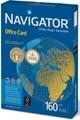 Navigator Office Card papier de présentation ft A3, 160 g, paquet de 250 feuilles