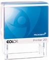 Colop Printer 20 Microban, 4 lignes max., ft 38 x 14 mm, avec la technologie antibactérienne Microban