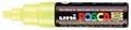 uni-ball Marqueur peinture à l'eau Posca PC-8K jaune fluo