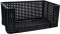 Really Useful Box bac de rangement 64 litres, noir