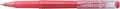 Uni-ball gelroller Erasable Gel, met dop, rood