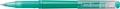 Uni-ball gelroller Erasable Gel, met dop, groen