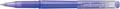 Uni-ball gelroller Erasable Gel, met dop, paars