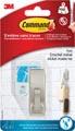 Command decohaak, small, draagvermogen 500 gram, metaal, waterbestendig, blisterverpakking