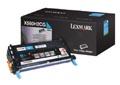 Lexmark Cartouche toner cyan - 10000 pages - X560H2CG